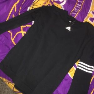 Adidas Athletics French Terry Crewneck Pullover